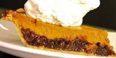 Mincemeat Pumpkin Pie, Perfect for my Dad!!