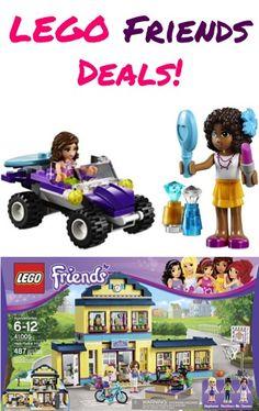 BIG List of LEGO Friends Deals!
