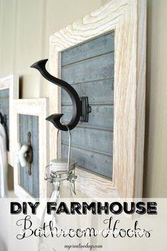 10 Easy DIY Farmhouse Wooden Craft Ideas  #farmhouse #decoration