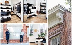 Retail Design at WANT Les Essentiels
