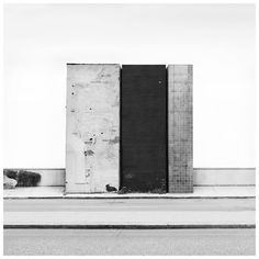 oliver michaels deconstructions our urban fabric and reassembles it, forming new structural landscapes that are both surreal and familiar at the same time. Serge Najjar, Utopia Dystopia, Materials And Structures, Brooklyn, Urban Fabric, Montage Photo, Small Buildings, Reinforced Concrete, Land Art