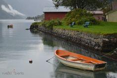 Vuelta abierta | Blog de viajes: Fjærland (Noruega)