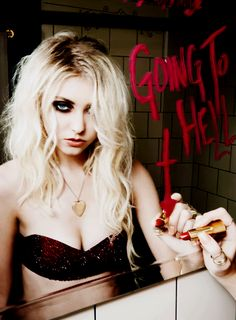 Taylor Momson - The Pretty Reckless