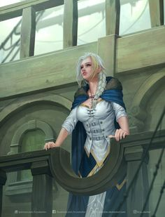 Warcraft Art :: World of Warcraft :: Jaina Proudmoore :: Warcraft :: Blizzard (Blizzard Entertainment) :: Krystopher Decker :: artist :: фэндомы World Of Warcraft, Warcraft Art, Fantasy Women, Fantasy Girl, Dark Fantasy, Fantasy Images, Dnd Characters, Fantasy Characters, Female Characters