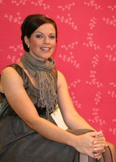 Anna-Liisa Tilus; Finnish Talk Show Host & News Presenter/Anchor for Yle TV1 (b. 17-JULY-1964-).