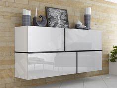 Nowoczesna komoda Goja Divider, Cabinet, Storage, Room, Furniture, Home Decor, Clothes Stand, Purse Storage, Bedroom