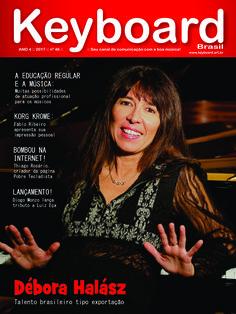 Revista Keyboard Brasil  Edição número 46