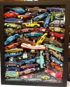 Ideas For Boys Monster Truck Bedroom Matchbox Cars Bedroom Toys, Kids Bedroom, Car Bedroom Ideas For Boys, Car Themes, Room Themes, Boy Nursery Cars, Car Themed Nursery, Themed Rooms, Nursery Art