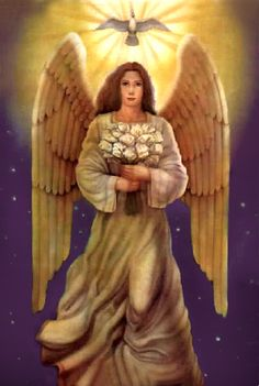 Archangel Gabriel my angelic inspiration! =)