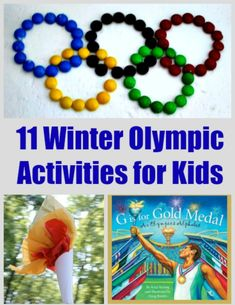 Kids will love learning about the 2018 Winter Olympic Games in South Korea with these fun books & great resources that explore the sports, location and spirit of the Olympics!