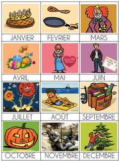 French Teaching Resources, Teaching French, French Numbers, Core French, French Phrases, French Teacher, French Lessons, Classroom Displays, Home Schooling
