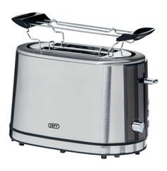 DEFY 2 Slice Toaster TA630S - Lowest Prices & Specials Online | Makro Toaster, Decor, Decoration, Toasters, Decorating, Sandwich Toaster, Deco