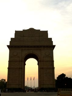 India Gate - was taken from my smartphone