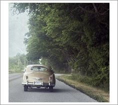 Classic Road Car Framed Print by Cindy Taylor #potterybarn