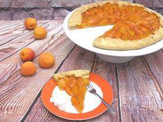 Tortentante - Der grosse Tortenblog mit Anleitungen, Rezepten und Tipps für Motivtorten: Aprikosen Tarte - herrlich säuerlich und fruchtig