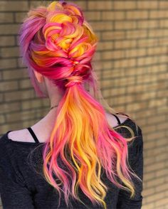 """1,741 Likes, 30 Comments - Sarasota Hair Colorist (@bottleblonde76) on Instagram: """"A little fancy shmansy on the amazing collaboration between myself and @wesdoeshair for…"""""""