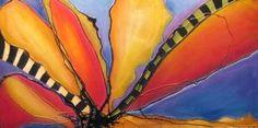 Petals Series - Karen Schnepf Studio