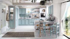 Cucina anice talcato | Callesella