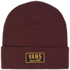 d1d3ddf7387 Vans Hat ( 36) ❤ liked on Polyvore featuring accessories