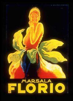 Marsala Florio poster - looks like a flapper!