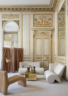 Paris Guide - Paris Shopping, Art, Architecture...Architectural details +; furniture: meh.