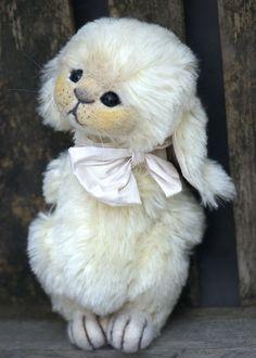 Three O'Clock Bears: Cerys the Bunny available for adoption