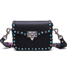 Like and Share if you want this  Fashion Mini PU Leather Women Crossbody Bags Rivet Vintage Shoulder Bag Designer Famous Brand Handbag Ladies Messenger Bags 2017     Tag a friend who would love this!     FREE Shipping Worldwide     Get it here --->