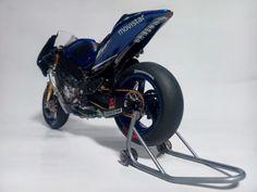 Custom scale hobby, tamiya m1 2009 become m1 2015