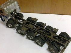 Big Chevy Trucks, Rc Trucks, Model Truck Kits, Us Military Aircraft, 1970 Ford Mustang, Heavy Truck, Aircraft Design, Lego Technic, Miniture Things