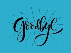 Goodbye! Welcome Mat