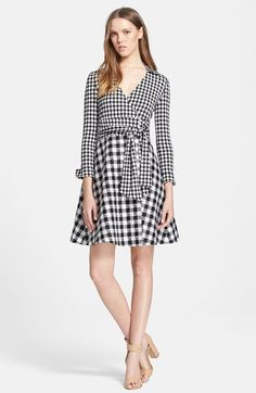 5 Fabulous Spring 2015 Fashion Trends #gingham #style #shopping