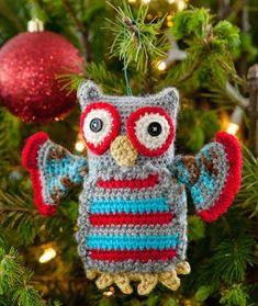 Free Crochet Patterns Owls Owl amigurumi toy patterns