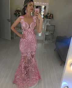 Super ideas for party dress elegant glamour Prom Dresses Long Pink, Bridesmaid Dresses, Elegant Dresses, Beautiful Dresses, Best Party Dresses, Dress Party, Gown Pattern, The Dress, African Fashion
