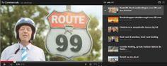 Deze tv reclame via Youtube is 51 keer bekeken. Albert Heijn heeft +-2000 abonnees op het Youtube kanaal.