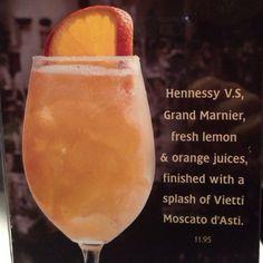 Grand Hennessy drink