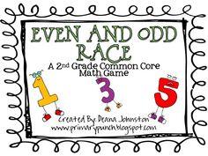 A FREE math game!