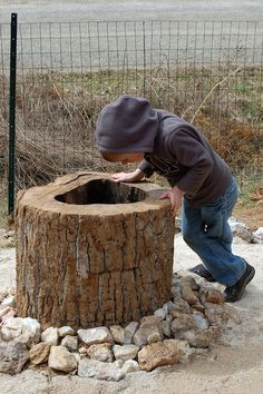 JR_Wishing Well by vastateparksstaff, via Flickr