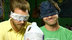 'Psychopath Smell Test' | Good Mythical Morning Games/ Challenges/Experiments ||  [.'95'..+Playlist.]