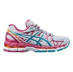 LOVE the new colors on the 20s! Womens ASICS GEL-Kayano 20 Running Shoe