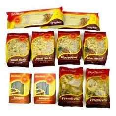 Ener-G Foods Pasta 10-pack Gluten Free