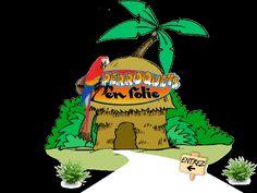 Perroquets en Folie Saint-Placide enfant de 4 à 12 ans8.00$ enfant de 13 à 17 ans9.50$ adulte12.50$ Saint, Bart Simpson, Fictional Characters, Parrots, Exotic Birds, Madness, Vacation, Kid