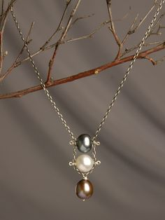 Last Light Necklace by Harmony Scott - such a neat idea!