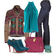 """""""Untitled #31"""" by tufootballmom on Polyvore"""