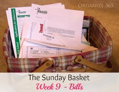 Whether it is mail or kids' artwork and school papers, we all have tons of paper cluttering our counters and tables. Find great tips to get organized in no time! Bill Organization, Basket Organization, Organizing Bills, Organizing Ideas, Cool Office Supplies, Office Supply Organization, Paper Clutter, Kids Artwork, Getting Organized