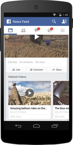 Facebook Highlights Its 1-Billion-Video-Views-Per-Day Reach By Adding View Counts