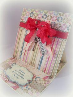 Lovebug Creations Sneak Peek Week - Ribbon Card - Designs By Dawn Rene
