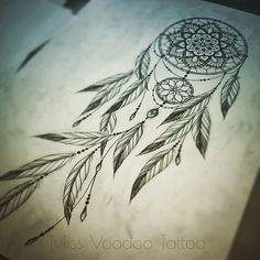 Soon  #missvoodooo #lace #lacetattoo #lacedesign #catchdream  #dreamcatcher