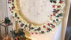 Diy -floral arch – Wedding For My Life Diy Wedding Backdrop, Wedding Stage Decorations, Diy Backdrop, Backdrop Decorations, Diy Wedding Decorations, Balloon Decorations, Flower Decorations, Backdrops, Backdrop Design