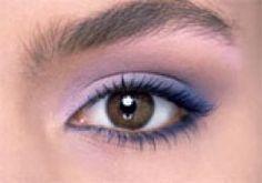 #purple #eyeshadow