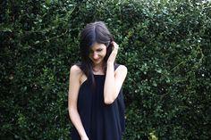 karen walker take change dress essential LBD black dress